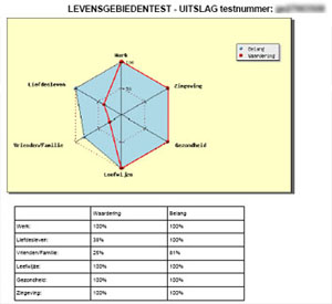 levensgebiedentest